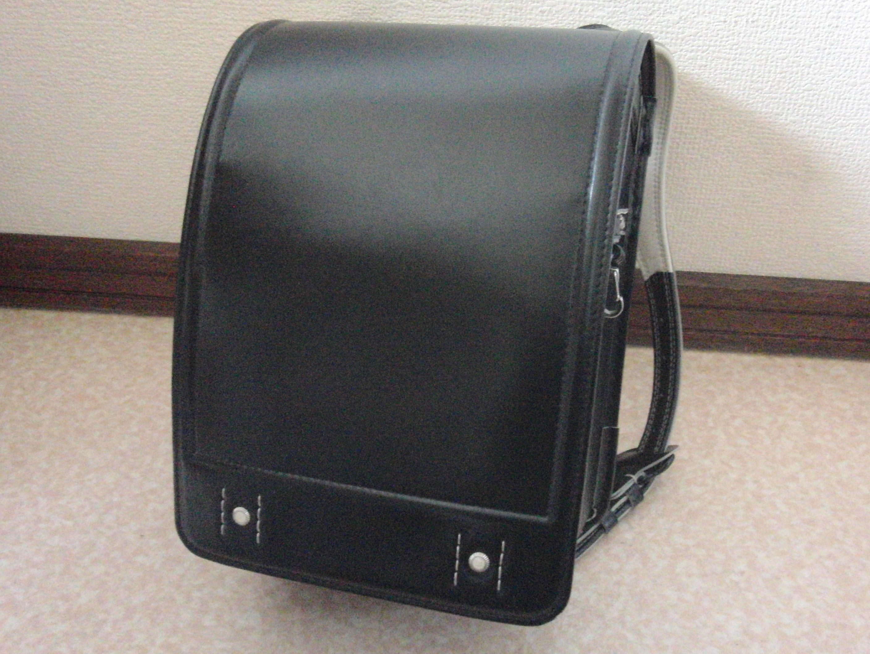 ランドセル 日本製 ブラック オートロック式 ワンオーナー中古