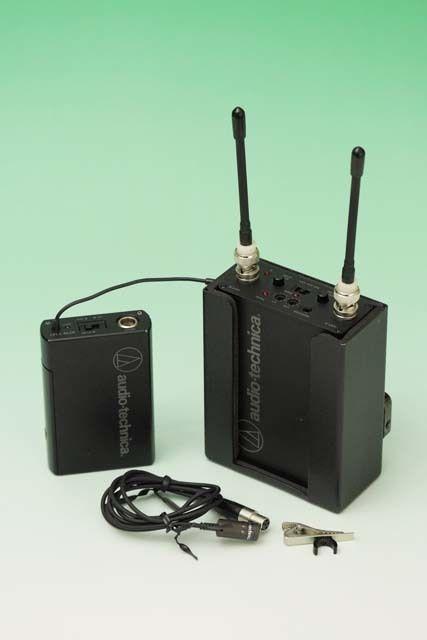 オーディオテクニカ ATW-R100 ATW-T101 ワイヤレスシステムセット