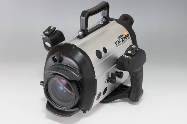 SEA&SEA VX-2100PRO 水中ハウジング(ファインダー仕様)