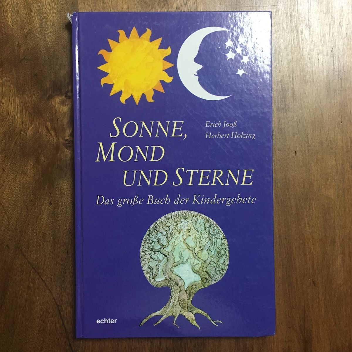 「SONNE, MOND UND STERNE」Erich Jooss Herbert Holzing(ヘルベルト・ホルツィング)