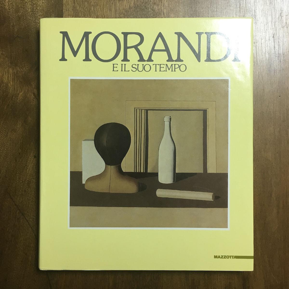 「MORANDI E IL SUO TEMPO」ジョルジュ・モランディ