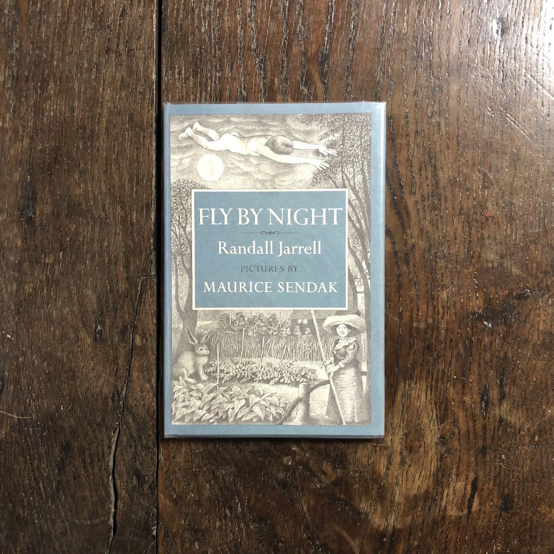 「FLY BY NIGHT」Randall Jarrell(ランダル・ジャレル) Maurice Sendak(モーリス・センダック)