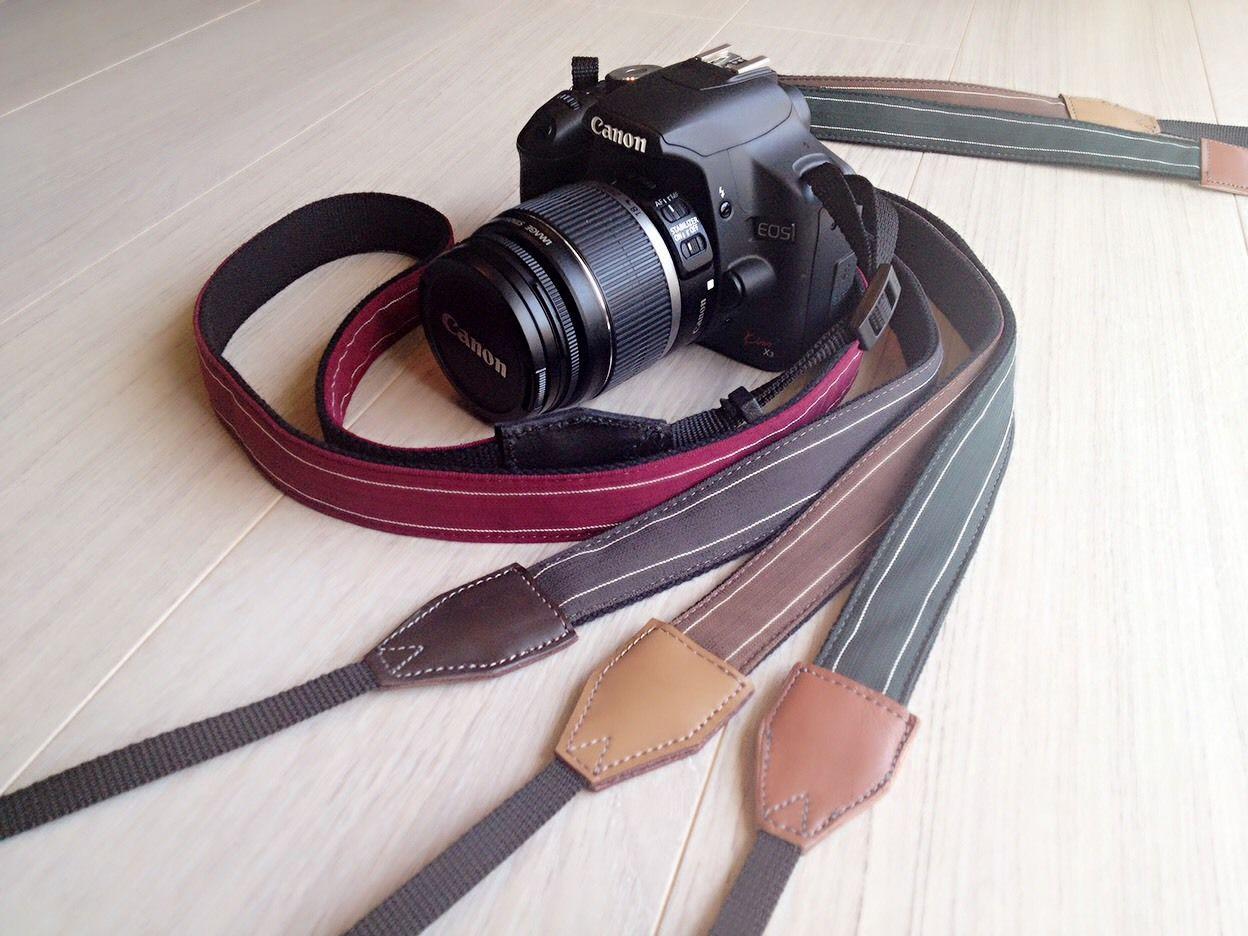 カメラストラップ オールドファッション