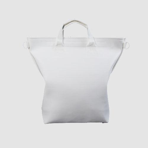001 TOTE BAG(B) _white