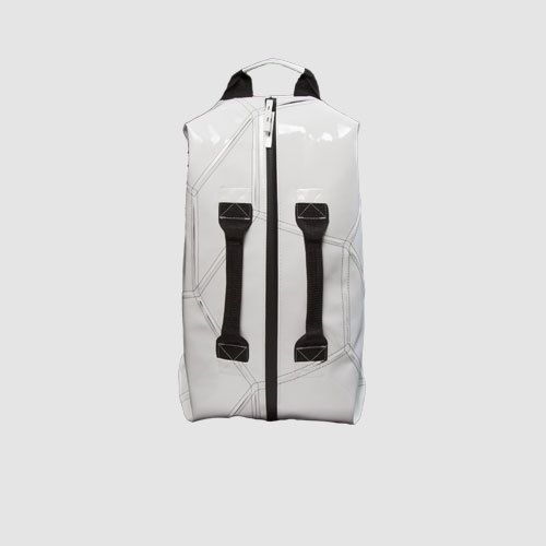 015 BACK PACK _white×black