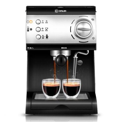20バー 高圧蒸気半自動エスプレッソコーヒーマシン 家庭用 業務用 ミルクバブルコーヒーメーカー ファンシーコーヒー 本場イタリアコーヒー