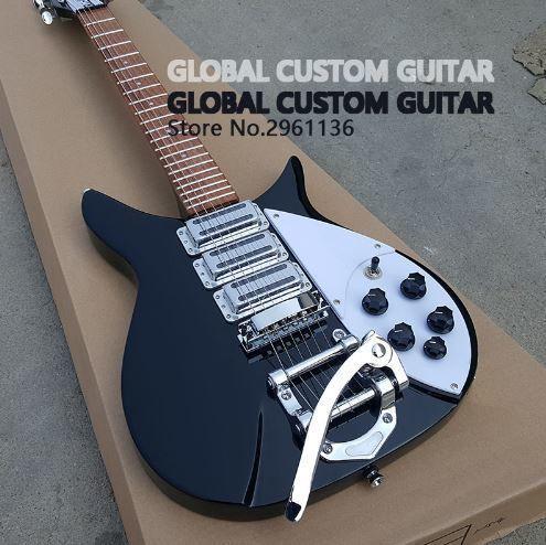 リッケンバッカー タイプ エレキギター 初心者 扱いやすい rickenbacker グローバルカスタムギターのみ 専用ハードケースなし