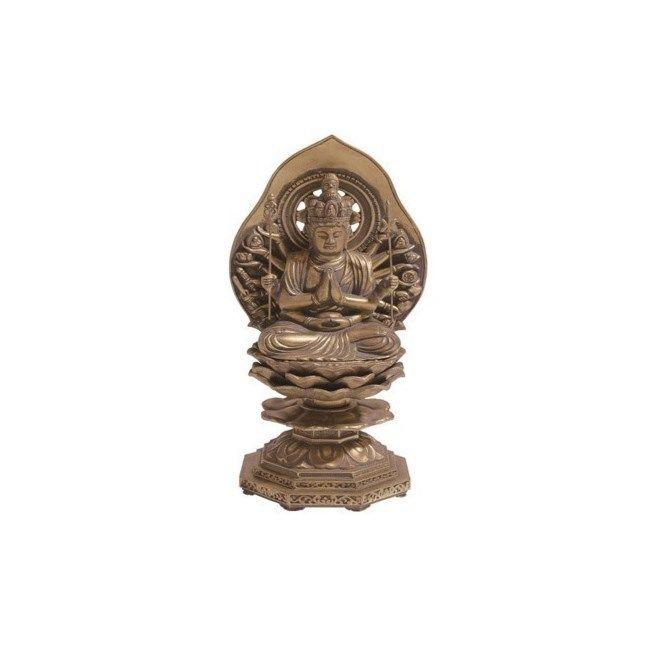 ◆光輪 KOURIN 仏像(千手観音菩薩)