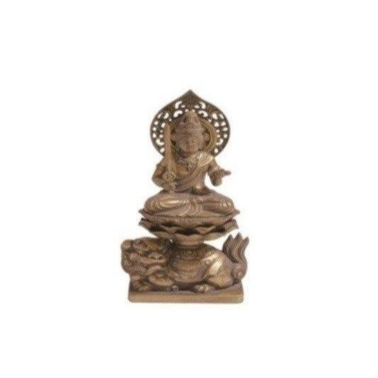 ◆光輪 KOURIN 仏像(文殊菩薩)