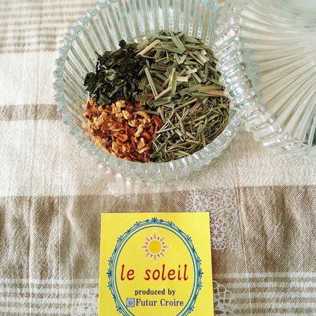 アイテムポストで買える「*le soleil ?太陽??blend*」の画像です。価格は640円になります。