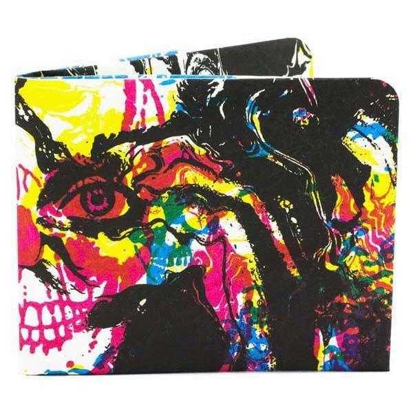 【ART008TEN】paperwallet/ペーパーウォレット-Artist Wallet-STEVE TENEBRINI