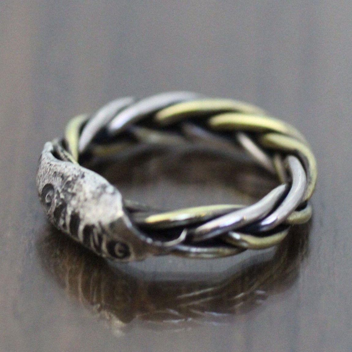 Growing Ring(SV×BRASS)