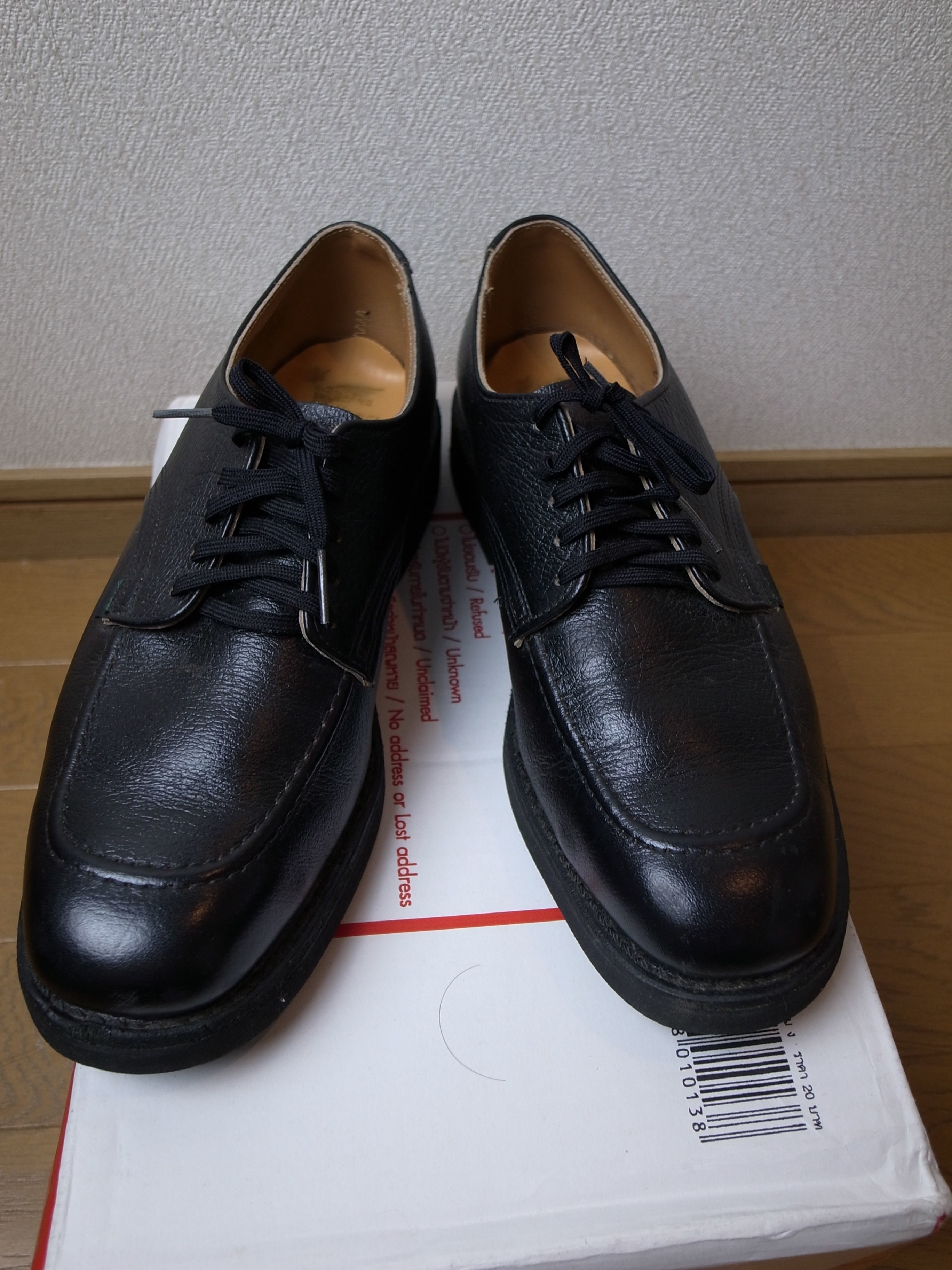 RED WING Postman shoes デッドストック サイズ7.5D