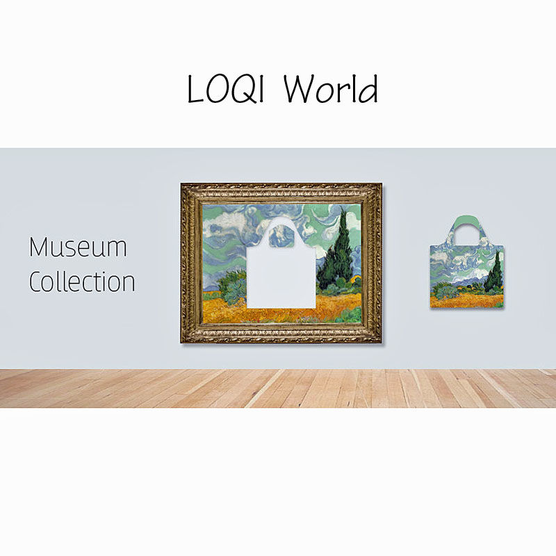 【NEW】LOQI(ローキー)eco-bag Museum Collection