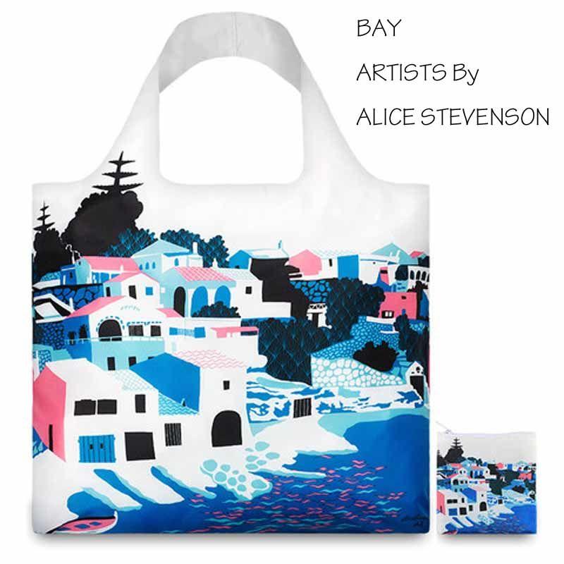 【NEW】LOQI(ローキー)eco-bag ARTISTS Series