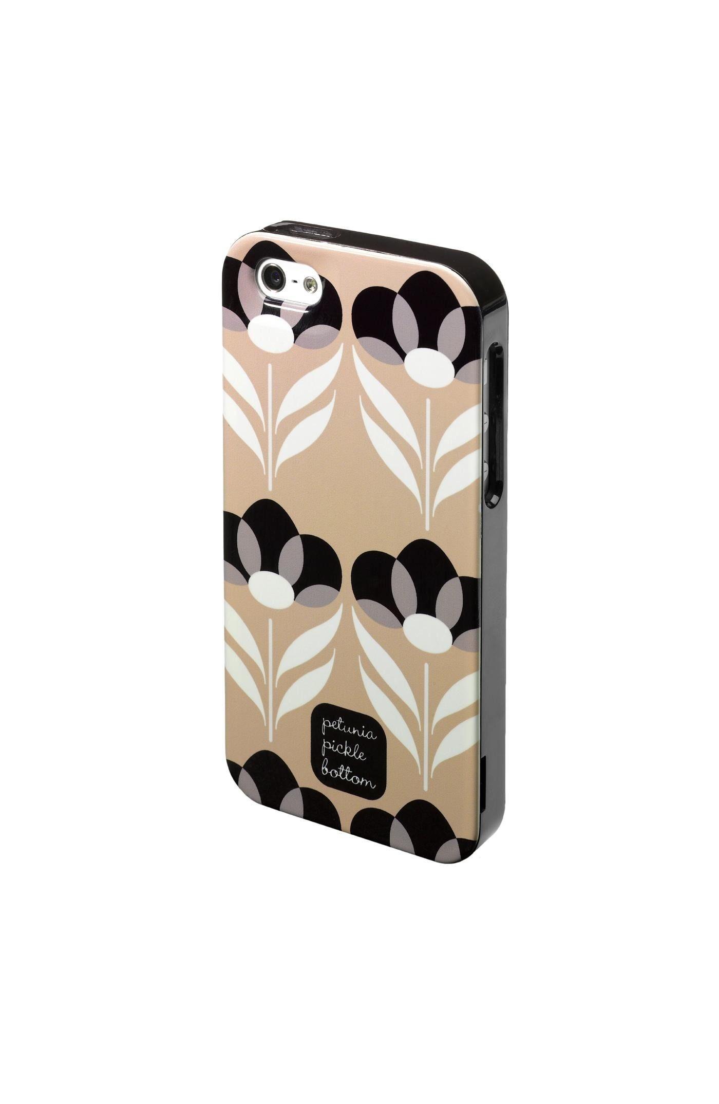 ペチュニアピックルボトム iPhone 5/5S 携帯カバー 携帯ケース/ミッドナイト イン マルメ