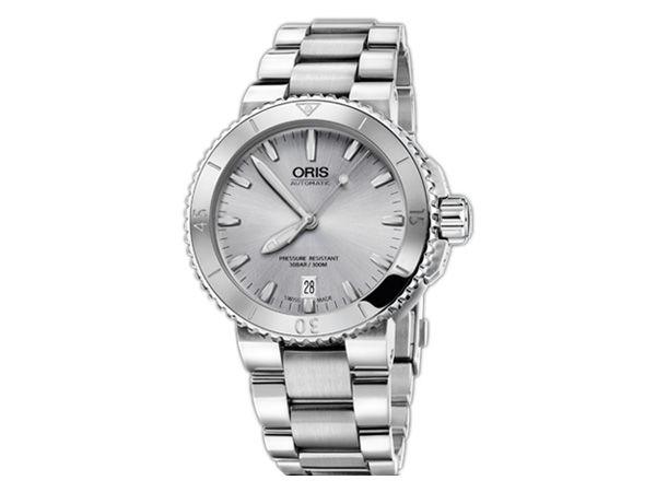 オリス ORIS アクイス Aquis 自動巻き メンズ 腕時計 73376764141M 国内正規