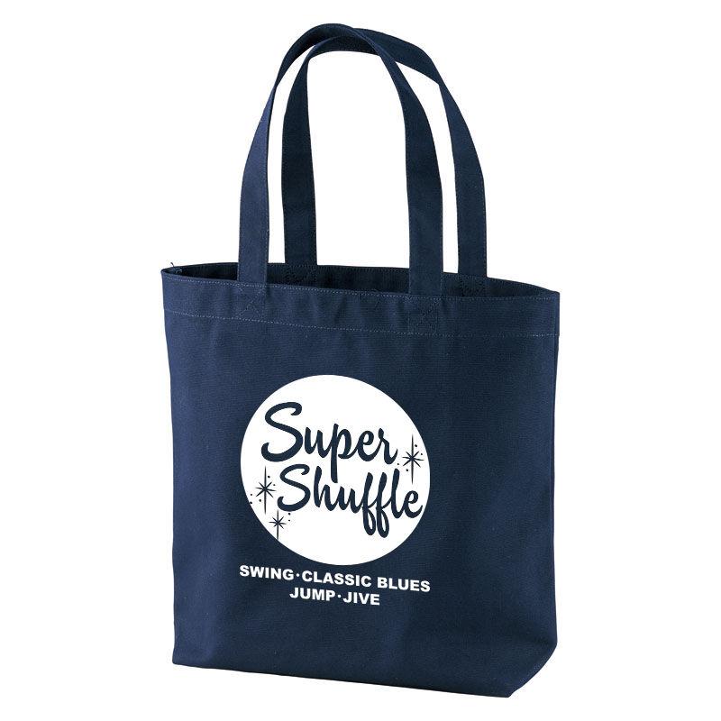 Super Shuffle / トートバッグ(ネイビー)