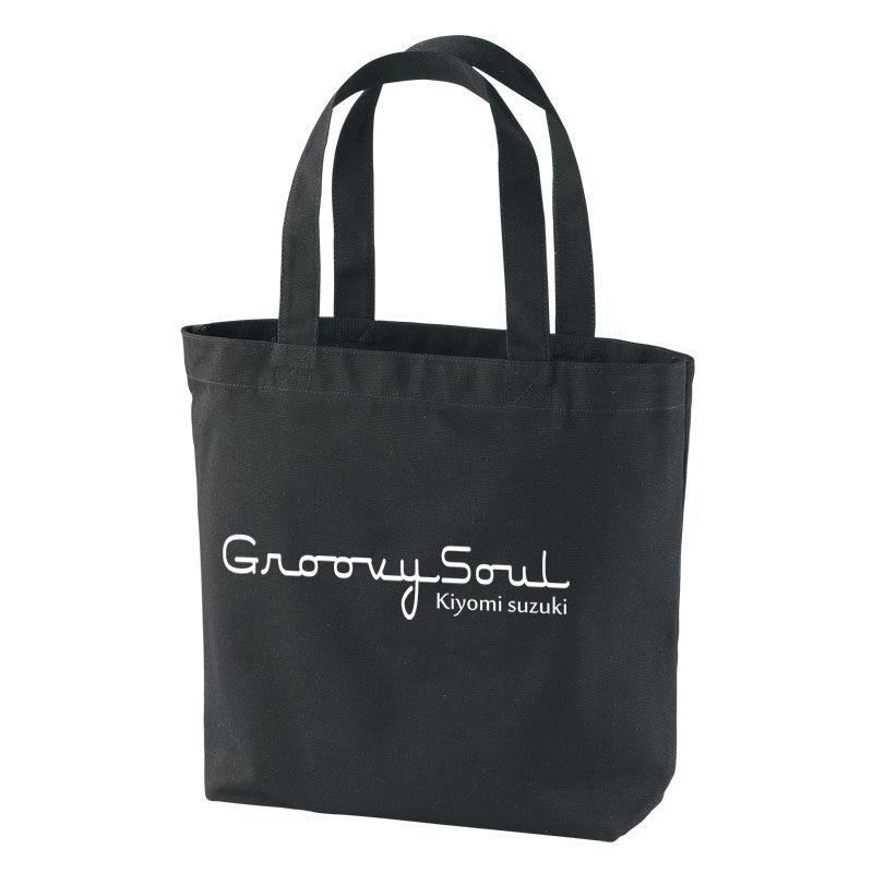 鈴木聖美 / Groovy Soul トートバッグ(ブラック)