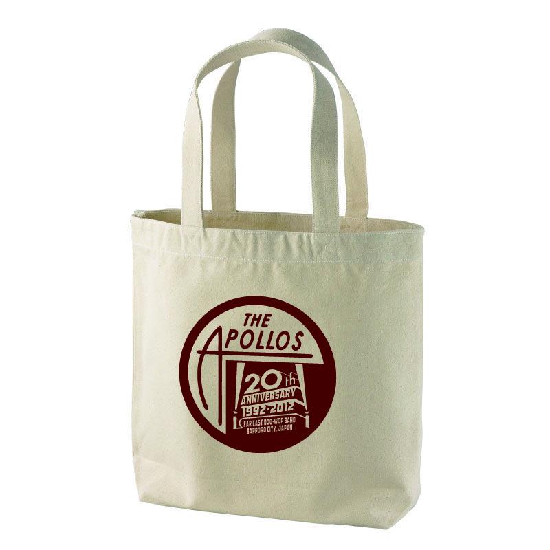THE APOLLOS / 20th Anniv.トートバッグ(ナチュラル)