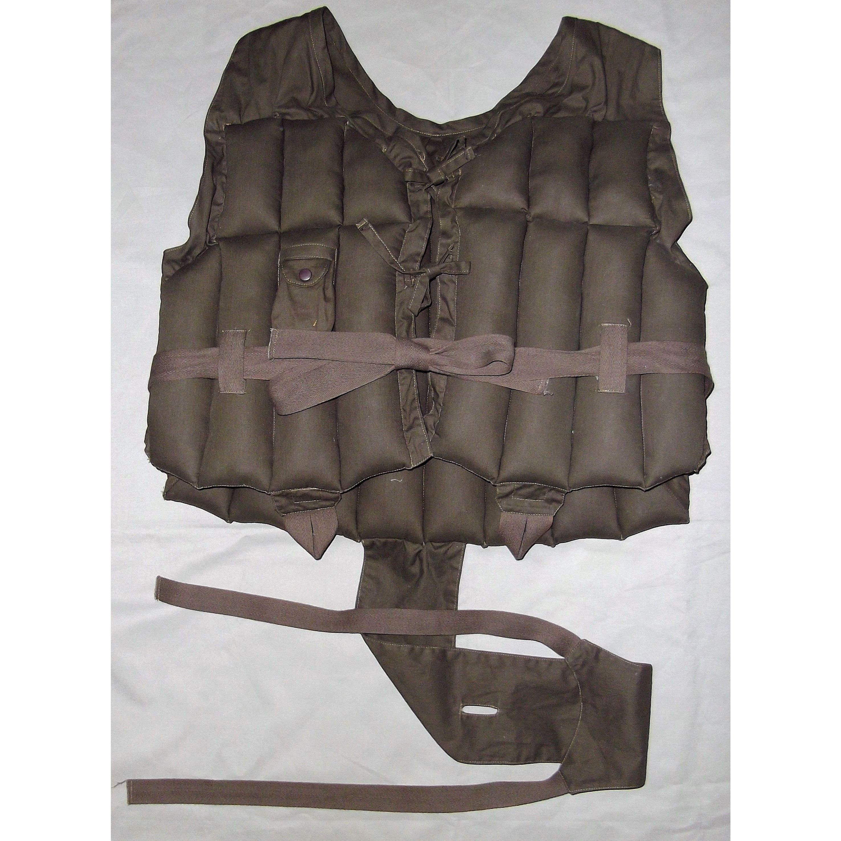 日本海軍 救命胴衣 前期型(複製品)