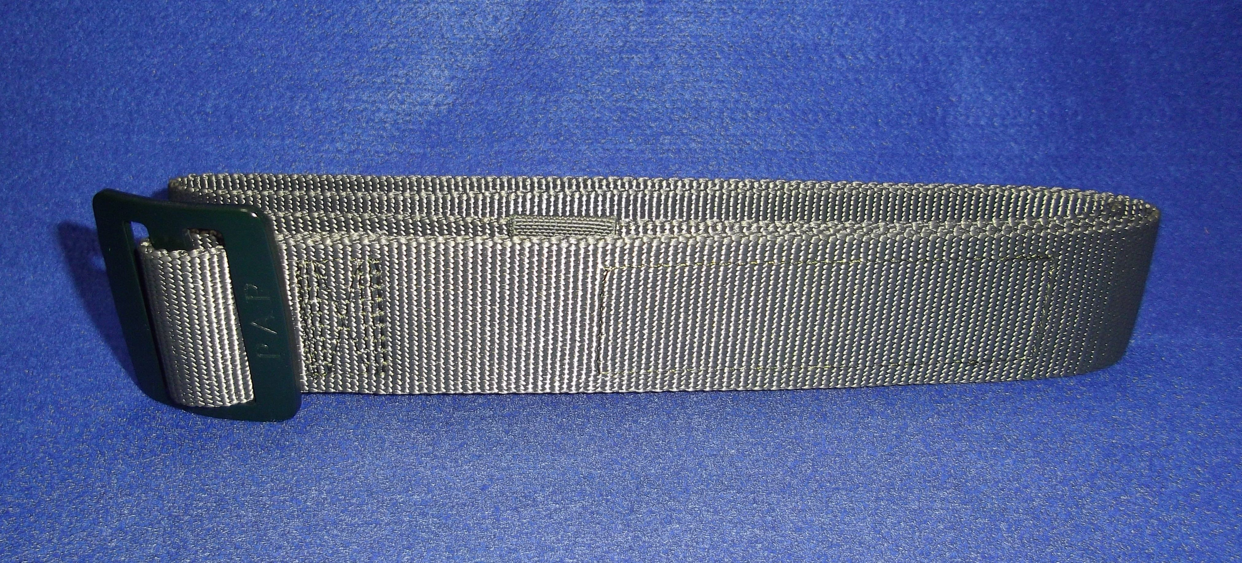 中国武警16式迷彩服用編みベルト