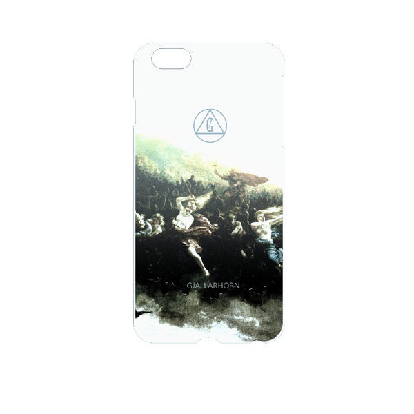 4.7inch GJALLARHORN ギャラルホルン Wildhunt クリア iPhone6/6s ケース