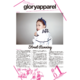 gloryapparel TABLOID #01 | gloryapparelタブロイド #01