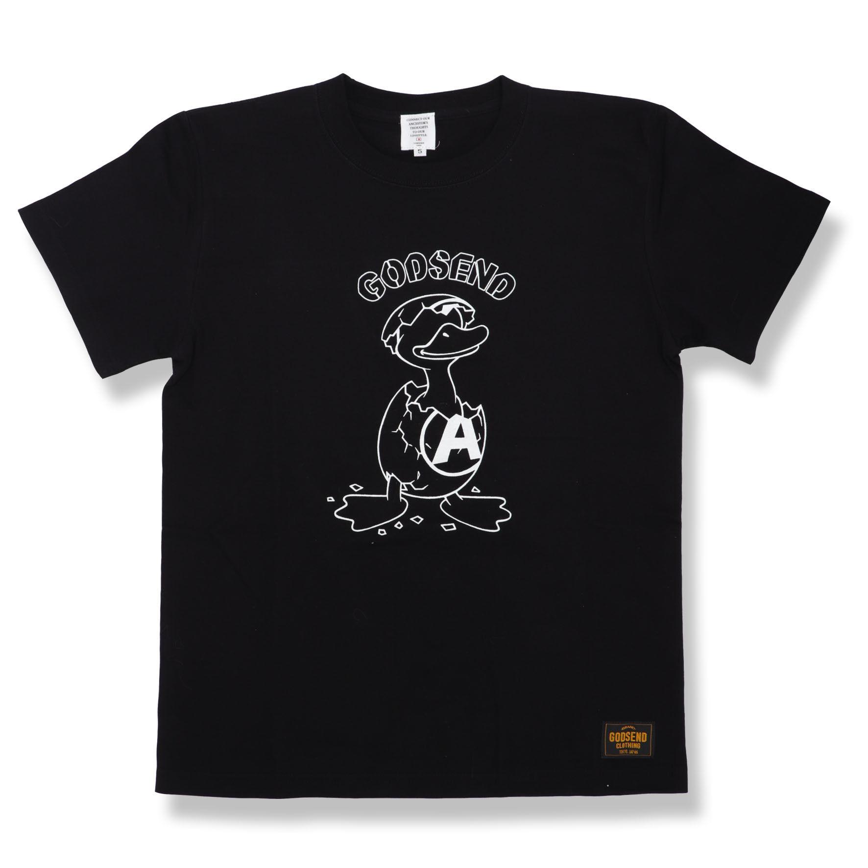 ANARCHY  DUCK  T-Shirts  ADULT  アナーキーダックTee  大人サイズ