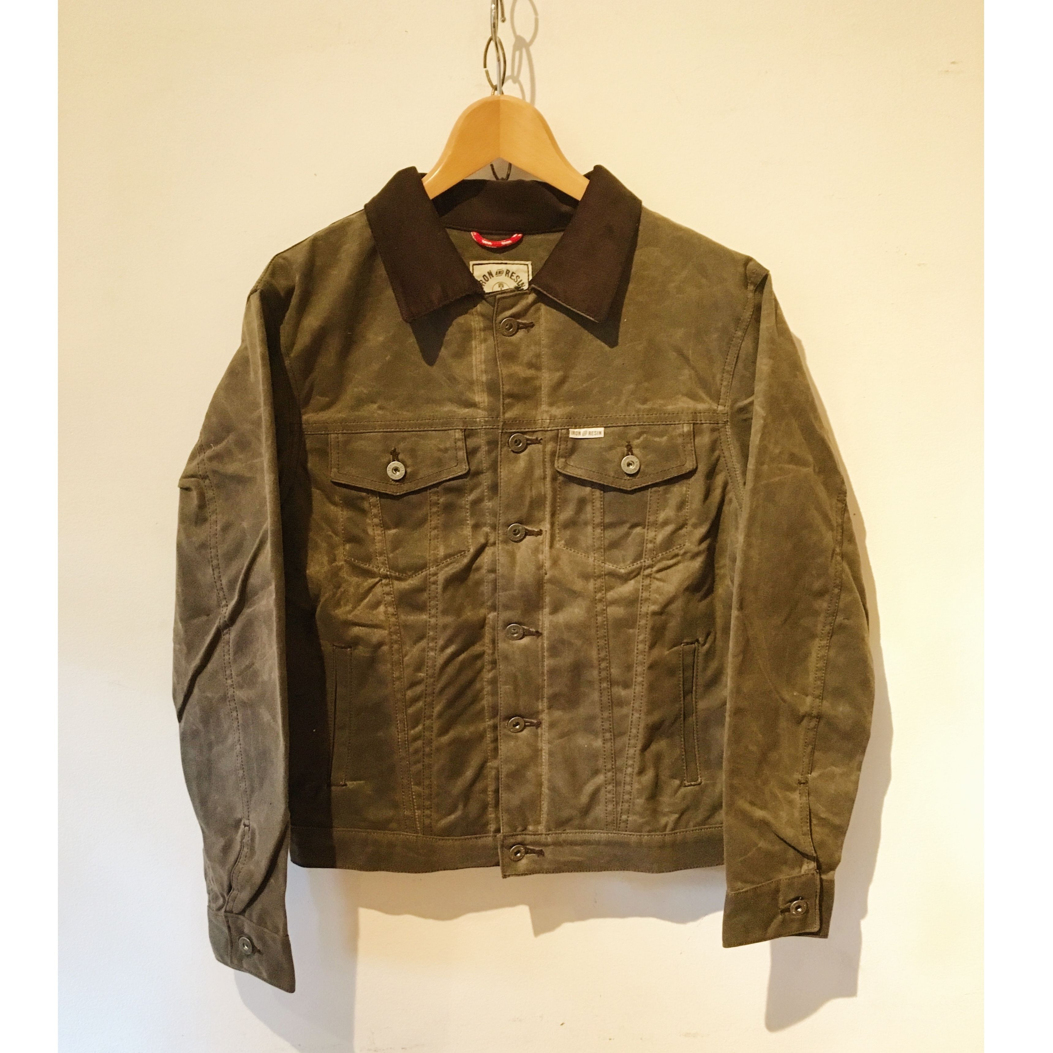 IRON&RESIN RAMBLER JACKET