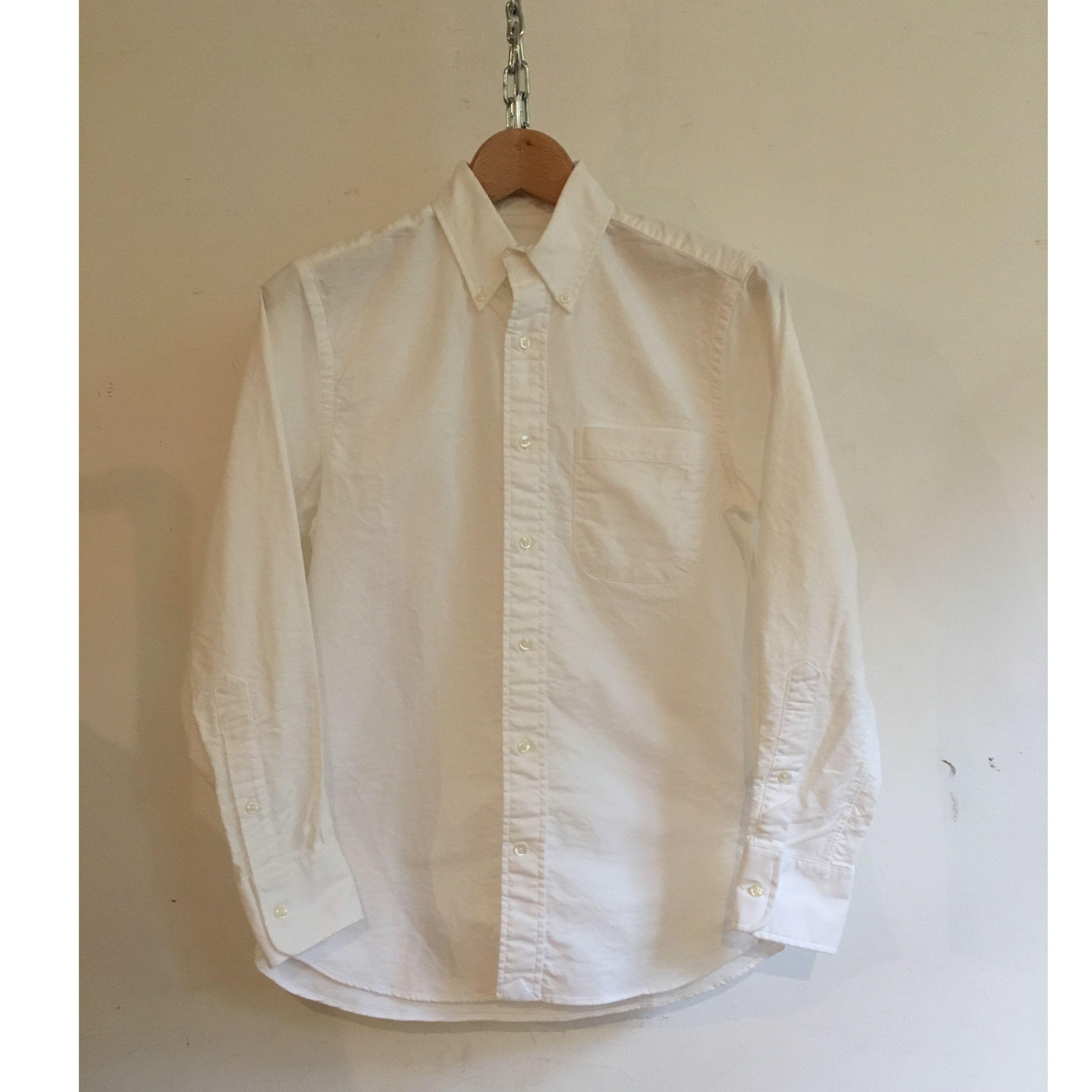 New England shirt company Oxford White Shirt