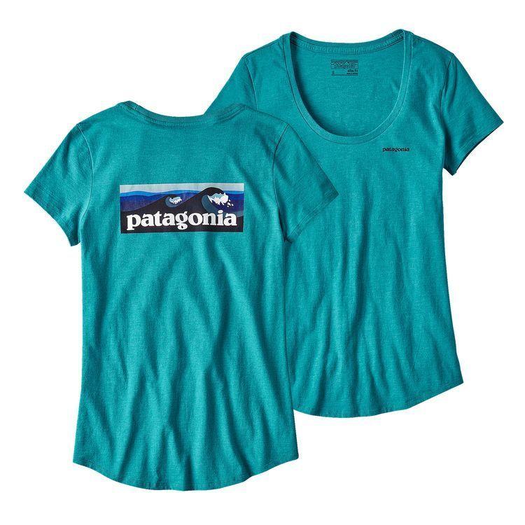 【39075】W's Board Short Logo Cotton/Poly Scoop T-Shirt(通常価格:4104円)
