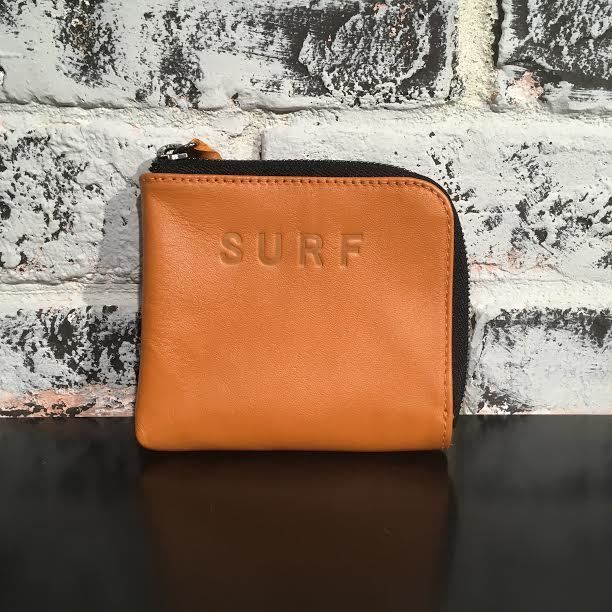 【N17S01】SURF Leather S Wallet(通常価格:7560円)