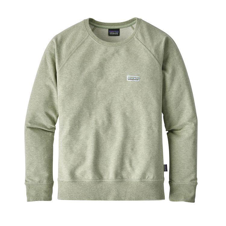 【39535】Ws-Pastel-P-6-Label-Mw-Crew-Sweatshirt(通常価格:8640円)