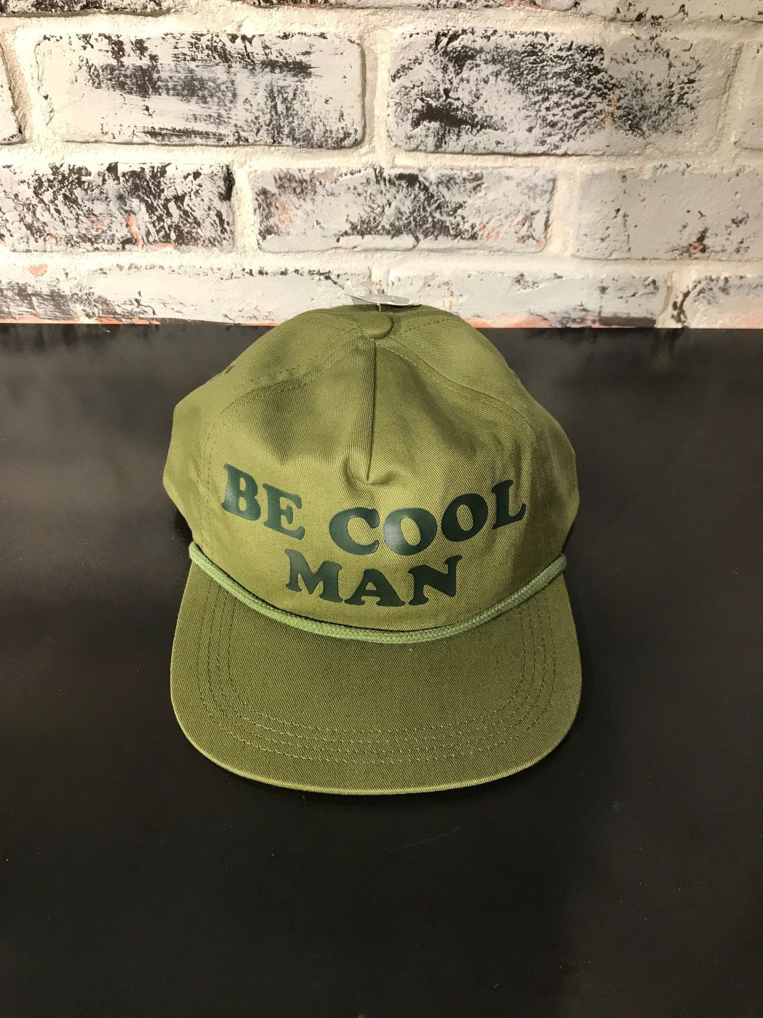 【L17A28】T/S × Captain Fin Be Cool Man Hat(通常価格:6372円)