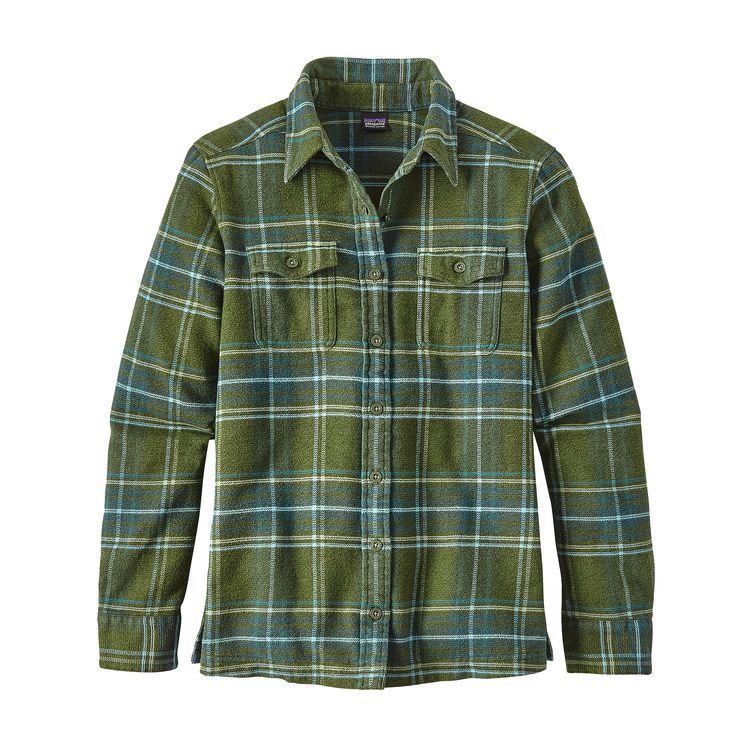 【53915】W's L/S Fjord Flannel Shirt(通常価格:12420円)