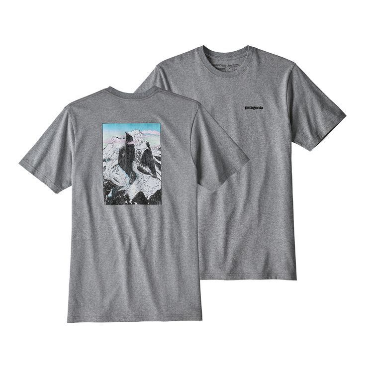 【39168】Ms-Glacier-View-Rising-Responsibili-Tee(通常価格:4536円)