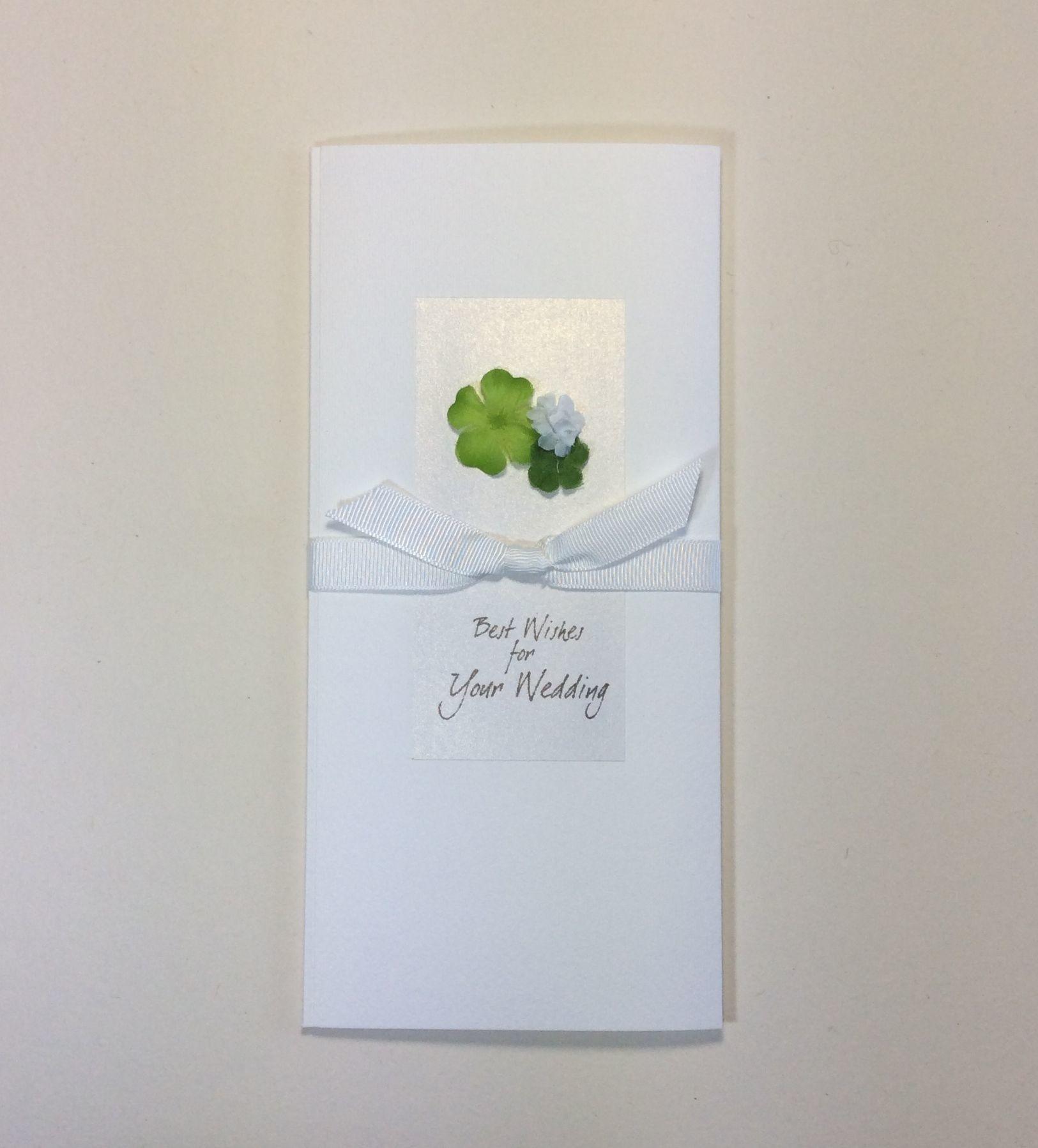 ご祝儀袋(ご結婚のお祝い) GS-005 クローバー