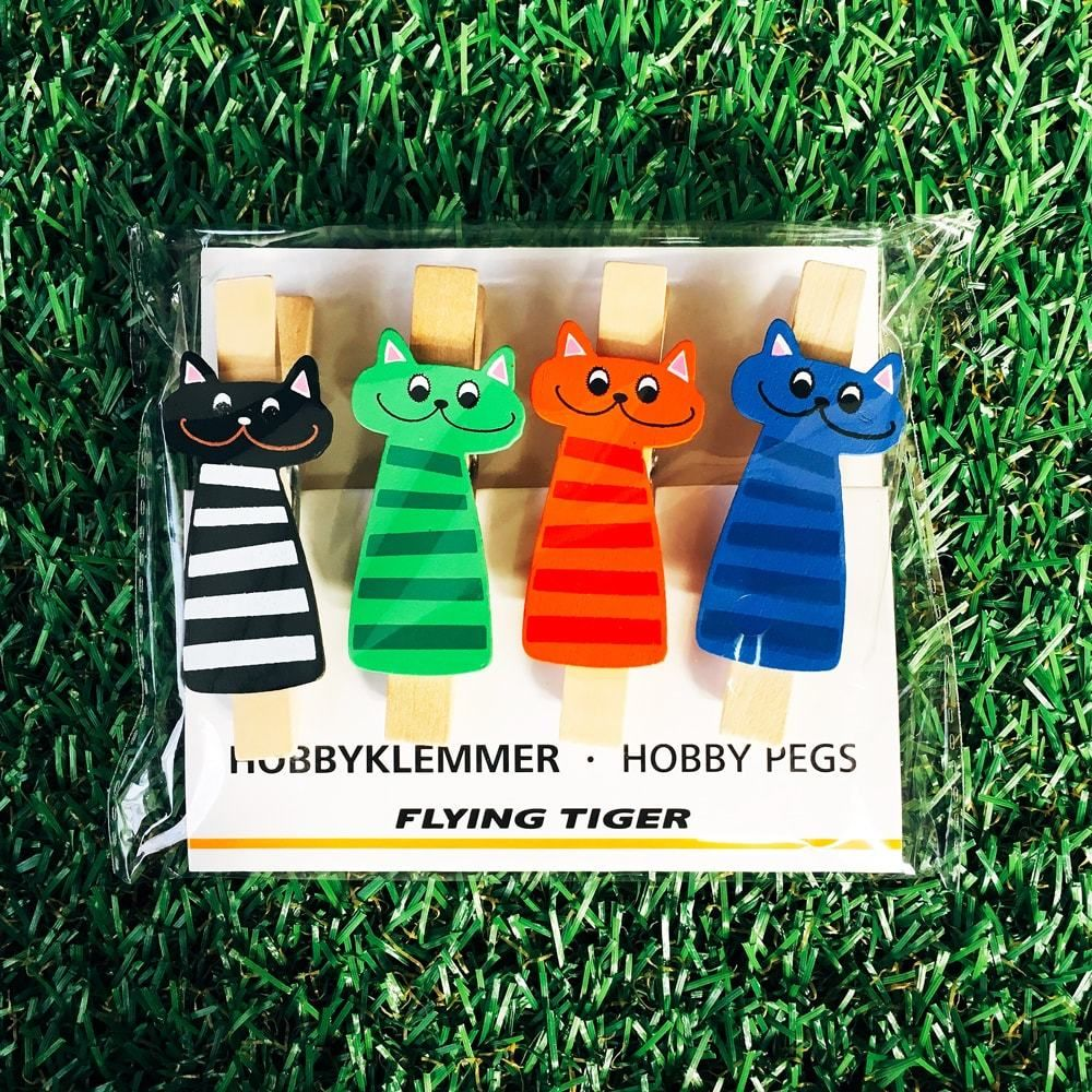Hobby Pegs/4Cat *Flying Tiger Copenhagen