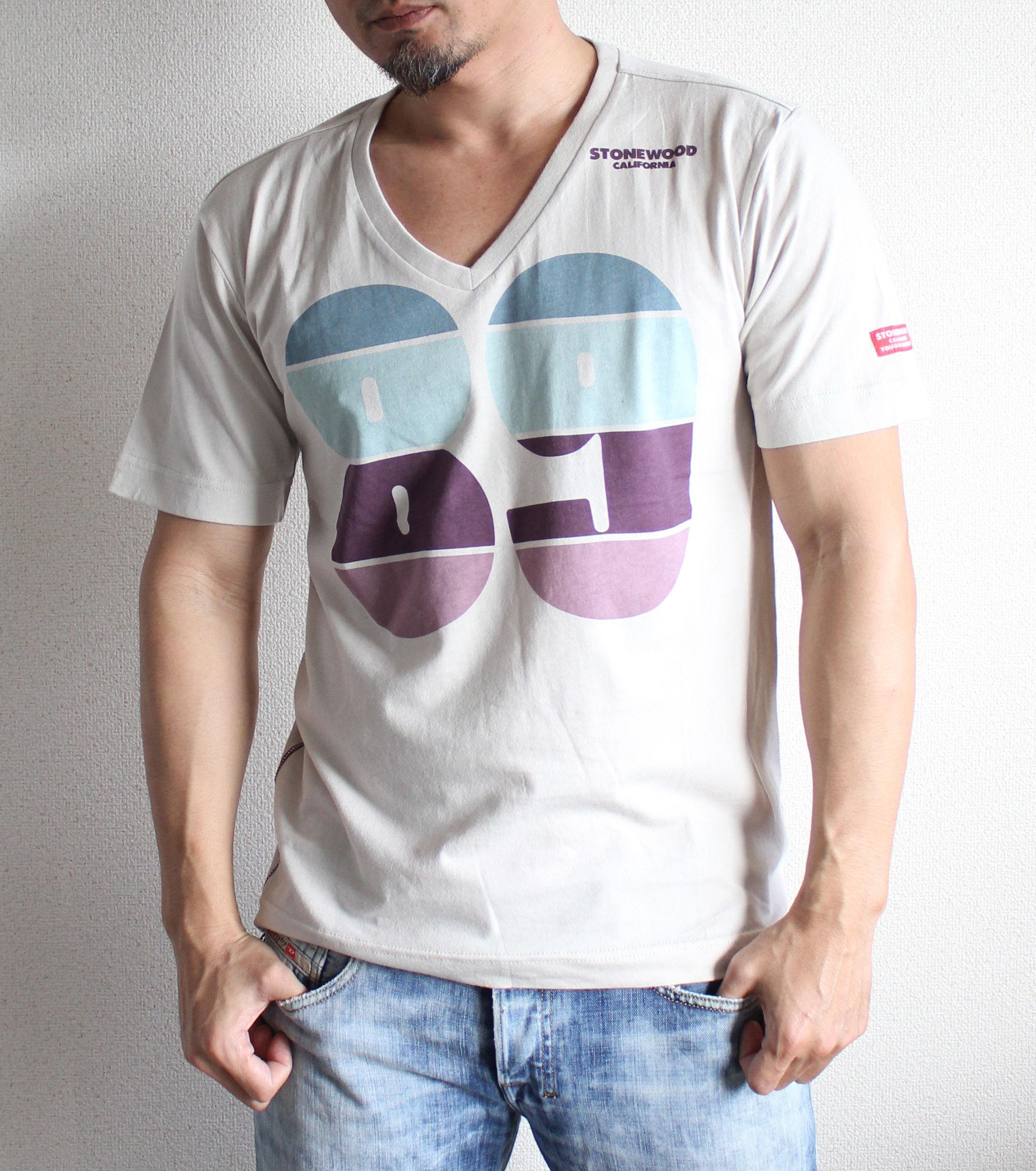 レトロナンバーTシャツ WGY