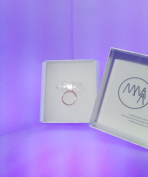 50%OFF!!! MMAA ground series ring