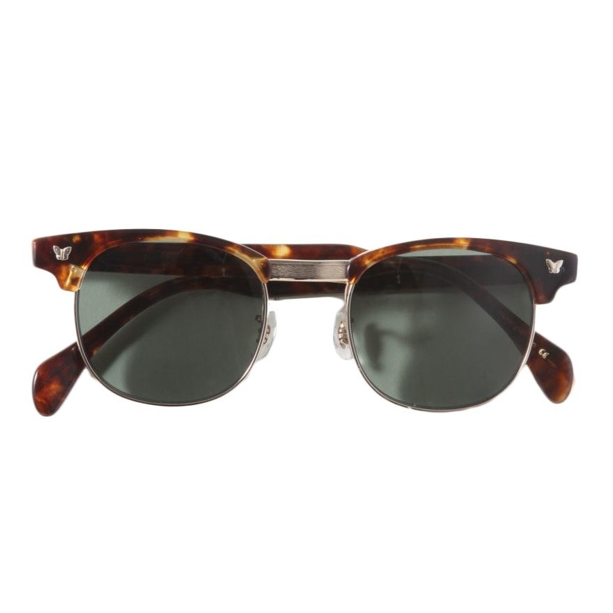 Needles PAPILLON GLASSES  SAMUEL  TORTOISESHELL