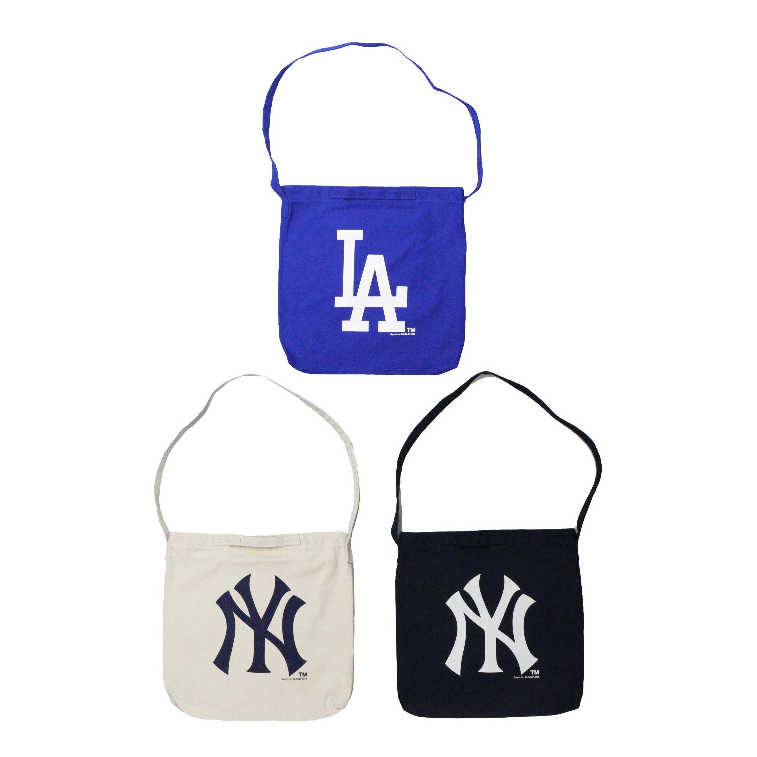MLB × INFIELDER DESIGN TEAM LOGO SHOLDER