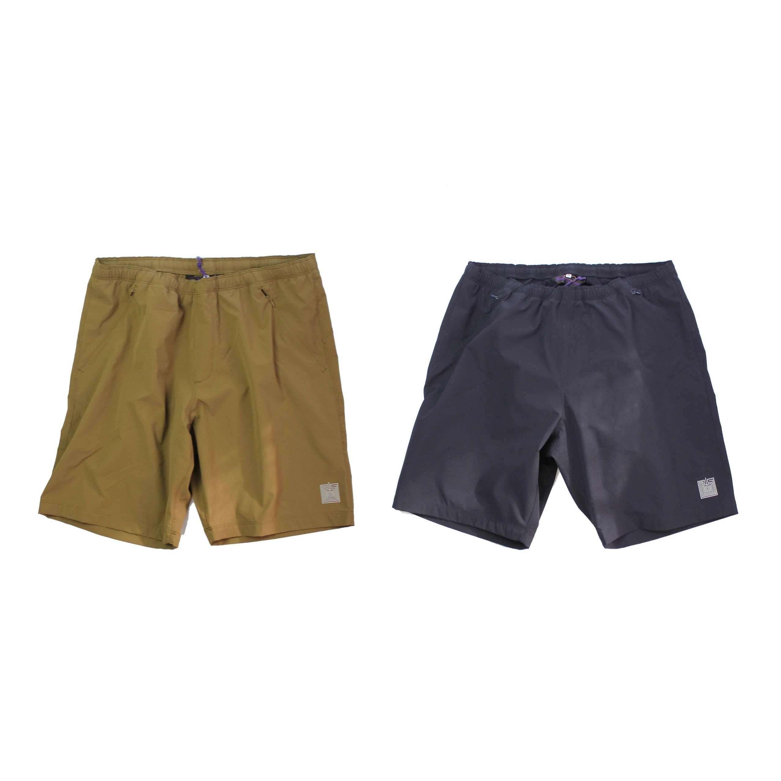 Needles Sports Wear - Warm-up short poly ripstop