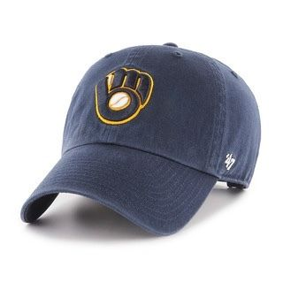 47Brand Milwaukee Brewers -CLEAN UP