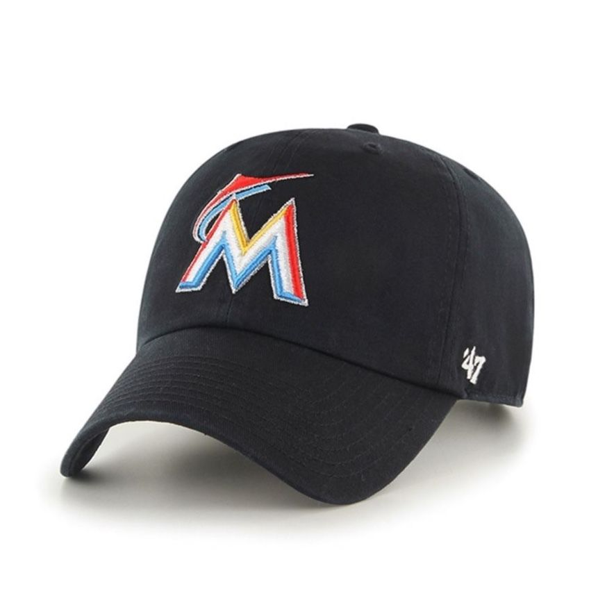 47Brand Miami Marlins -CLEAN UP