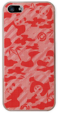 CAMOGRA_red(iPhone5Sケース)