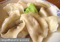 博多幻肉汁たっぷり水餃子 1パック8個×5パック(40個)