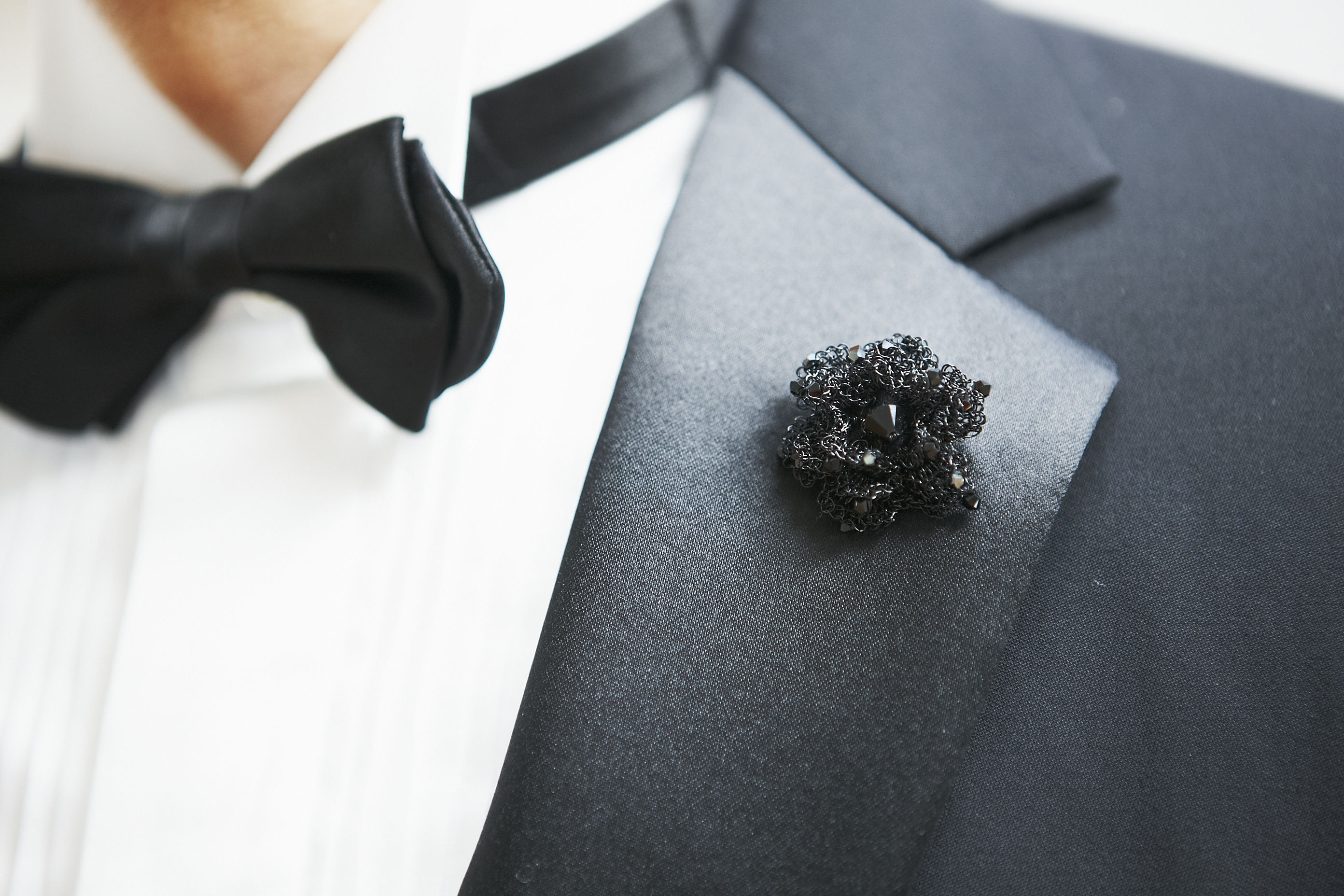 Lapel Pin【BLACK】
