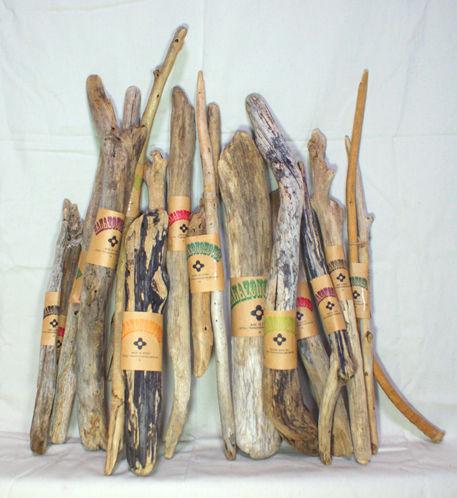流木枝 お得な10本セット B20-50